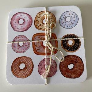 Joanna Baker Coaster Sept - Donuts